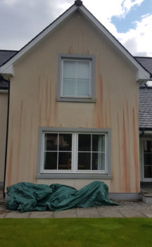 Render Cleaning before